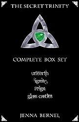 The Secret Trinity: Complete Box Set (Fae-Witch Trilogy 1, 2 & 3- Unearth & Bonus Novella Free!)