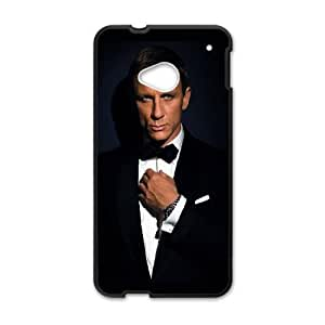 007 Casino Royale HTC One M7 Cell Phone Case Black&Phone Accessory STC_929258