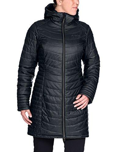 VAUDE Rimbi donna nero Giacca da Nero softshell Coat ranrxwFO