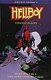 capa de Hellboy Omnibus Volume 2: Strange Places
