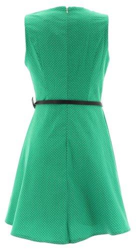 Cutie - Vestido - para mujer Verde