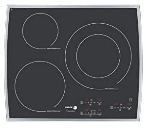 Fagor IF-330 X Integrado Induction hob Negro - Placa (Integrado, Induction hob, Negro, Botones, 1 m, 7200 W)