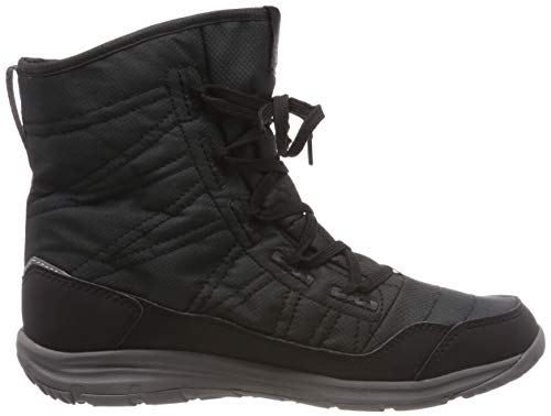Black Women's Jack 6000 Fashion W Black Black Wolfskin Boot Portland 6qnq4gH