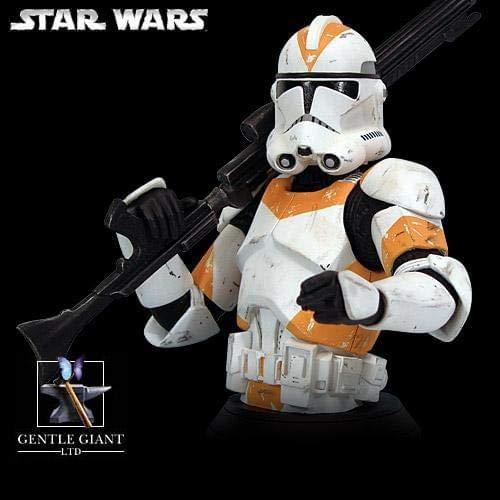 Star Wars Clone Trooper Rots Mini Bust -