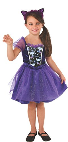 Rubies Purple Light-up Kitty Costume, Small