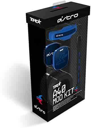 ASTRO Gaming A40 TR Mod Kit, Noise Cancelling Conversion Kit - Blue