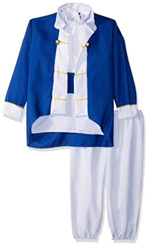 RG Costumes Colonial Captain Costume, Blue/White, Small by RG Costumes
