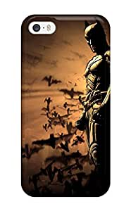 Faddish Phone Batman Begins () Case For Iphone 5/5s / Perfect Case Cover