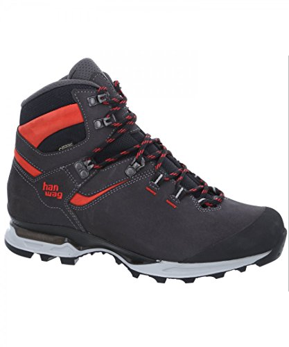 Hanwag Tatra Light GTX Men - Wanderstiefel - asphalt/red 46,0