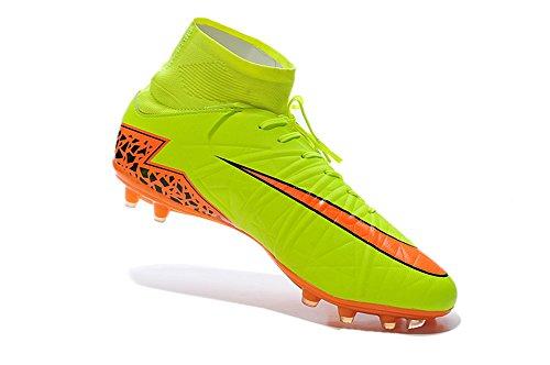 haovetre Schuhe Herren Hypervenom phelon 2FG gelb Fußball Fußball Stiefel