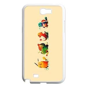 Pokemon Pokemon Samsung Galaxy N2 7100 Cell Phone Case White DIY Gift xxy002_0382909