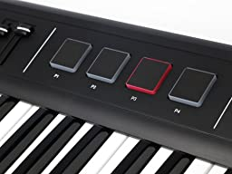 Alesis QX61 | 61-Key Advanced USB/MIDI keyboard Controller