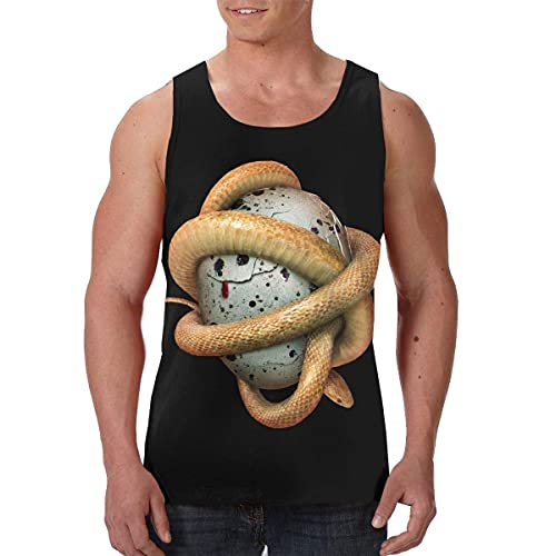 maichengxuan Shinedown Threat to Survival Tanktop Mouwloos Shirt Fitness Muscle Vest Tops