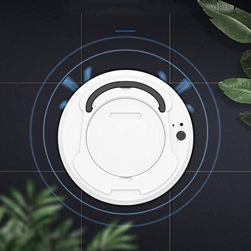 XYZZ Aspirateur Robot Ultra-Mince, Longue durée de Vie de la Batterie, Grande Zone de Nettoyage, Conception Anti-Chute Intelligente, Balayage/Lavage/traînée/Un clic pour Obtenir
