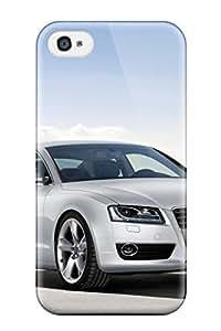 Cute Tpu LatonyaSBlack Audi A5 Case Cover For Iphone 4/4s