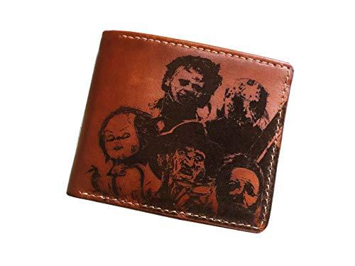 Unik4art - Horror movie characters Michael Myers, Jason