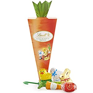 Lindt Large Chocolate Carrot Box, Assorted Chocolate, 18.8 Ounce