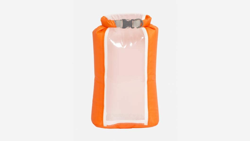Exped Fold Drybags Clear Sight 4 pack