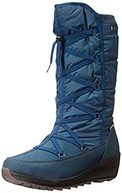 Amazon.com | Kamik Women's Merlot Snow Boot, Teal Blue, 6