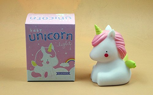 Flying horse unicorn night light by Baby Exclusive