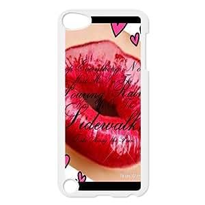 Boast Diy Ipod Touch 5 case covers Lipstick protective for Girls, cnHiFx13eN3 Ipod Touch 5 case cover Boys Vinceryshop, {White}