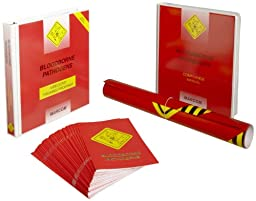 MARCOM Bloodborne Pathogens in Heavy Industry DVD Training Kit