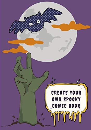 Create Your Own Spooky Comic -