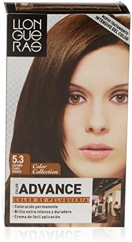 LLONGUERAS Color Advance Hair Colour, 5.3 Clear Gold Brown by ...