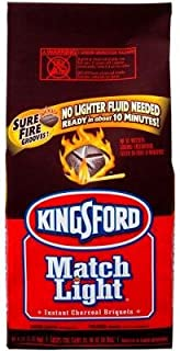product image for KINGSFORD CHARCOAL MATCH LIGHT BRIQUETTES 6.7 LBS