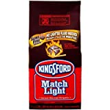 KINGSFORD CHARCOAL MATCH LIGHT BRIQUETTES 6.7 LBS