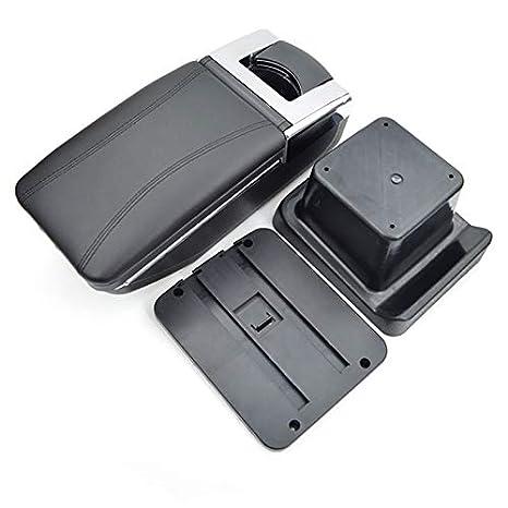 Para Volkswagen Polo 9N 2002-2009 Apoyabrazos Caja de ...