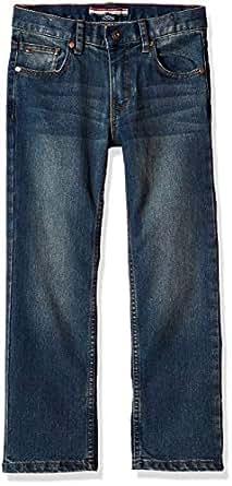 TOMMY HILFIGER Toddler Boys' Stretch Denim Jeans, Revolution Ryder, 2T