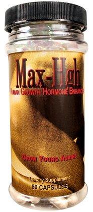 Maximum International Max-HGH