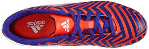 adidas Performance Predito Instinct Firm Ground Herren Fußballschuhe Mehrfarbig (Solar Red/FTWR White/Night Flash S15)