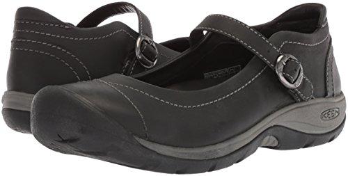 Pictures of KEEN Women's Presidio II MJ-W Hiking Shoe, Black/Steel Grey, 10.5 M US 4