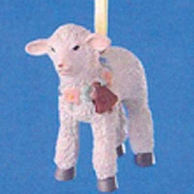 Gentle Lamb 1991 Easter Hallmark Ornament QEO5159