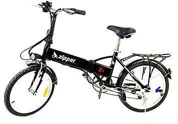 Cremallera Z1 bicicleta eléctrica plegable