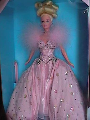 Barbie Pink Ice, Limited Edition, 1st in a Series, 1996