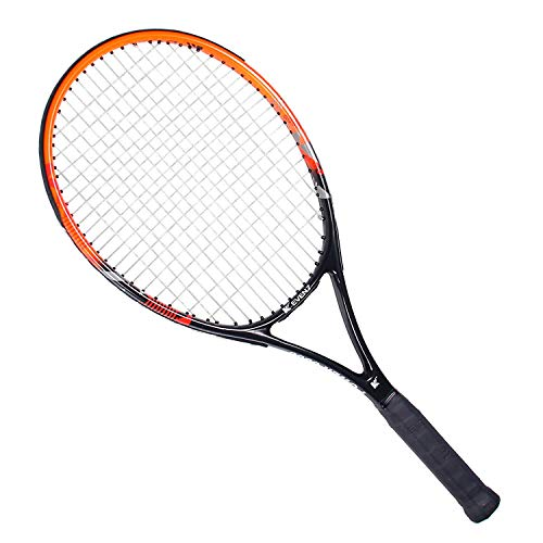 KEVENZ 1-Pack Tennis Ball Racket, Good for Beginner Training