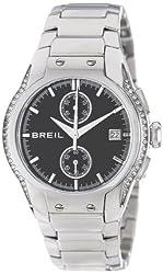Breil Milano Women's TW0605 Urban Analog Black Dial Watch