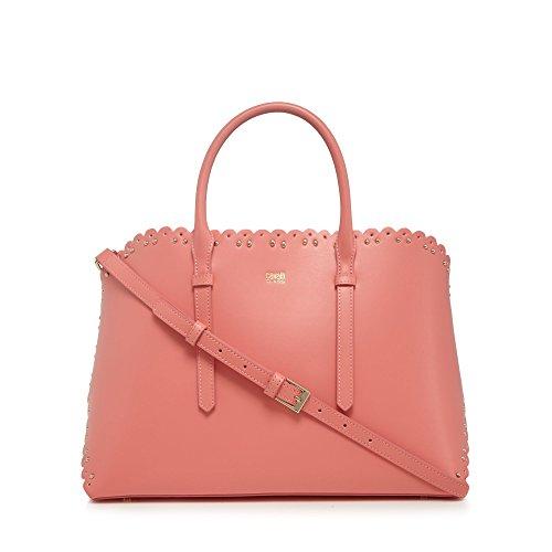 Lace' Bag Class Cavalli Pink Womens Cavalli Class 'Leo Grab RUwBgg