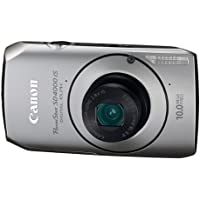Canon PowerShot SD4000IS 10 MP CMOS Digital Camera with 3.8x Optical Zoom and f/2.0 Lens (Silver) Basic Intro Review Image