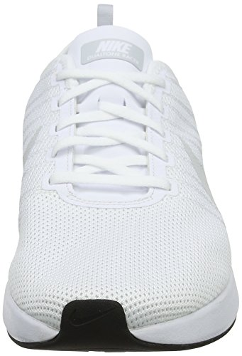 Running 102 Racer Platinum white black Compétition Dualtone De white Blanc Chaussures pure Homme Nike IFwqRpU