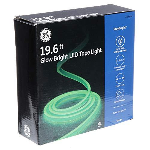 Ge C5 White Led Christmas Lights in US - 7