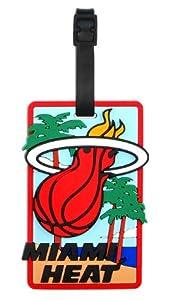 Miami Heat - NBA Soft Luggage Bag Tag