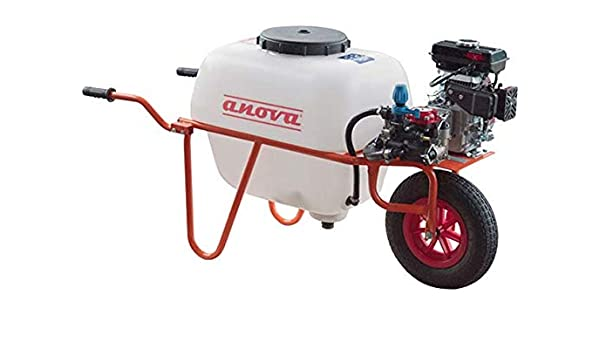 CARRETILLA SULFATADORA ANOVA MOTOR 4T. P100-1: Amazon.es ...