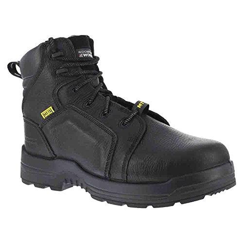 More Mens Rk6465 Black Rk6465 Energy Energy Work Mens Work Rockport More Work Work Rockport Shoe AqXnw8