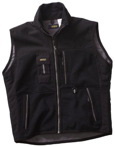 Blaklader Two Fisted Fleece Vest Black 3XL by Blaklader (Image #1)
