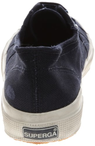 Bleu Sneaker Adulte Chaussons Superga Cotu Stone 2750 navy Mixte Wash wZAOw8qp