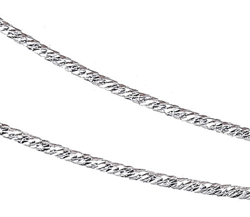Sterling Silver 21 ga Sparkle Wire .030x12